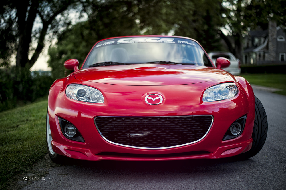 Toronto Hamilton Automotive Photographer - Marek Michalek - Mazda Miata 04.jpg