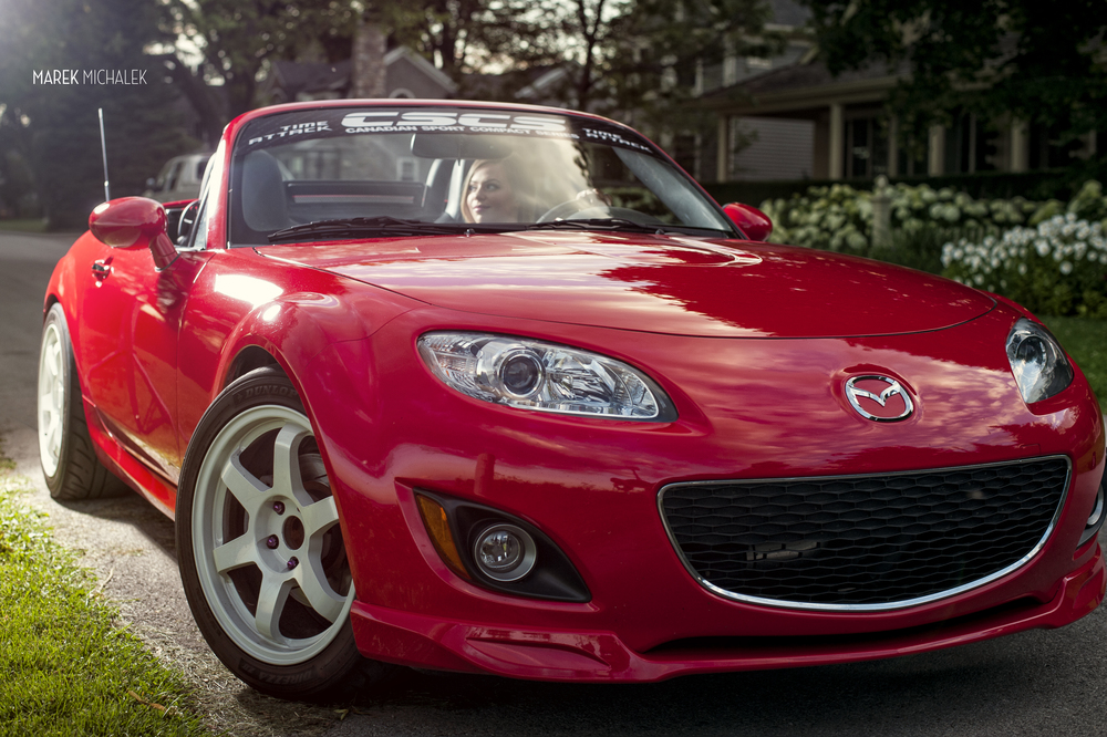 Toronto Hamilton Automotive Photographer - Marek Michalek - Mazda Miata 05.jpg