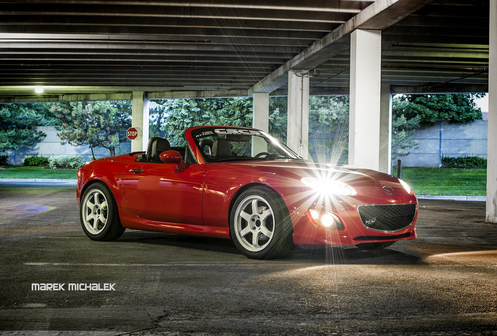Toronto Hamilton Automotive Photographer - Marek Michalek - Mazda Miata 06.jpg