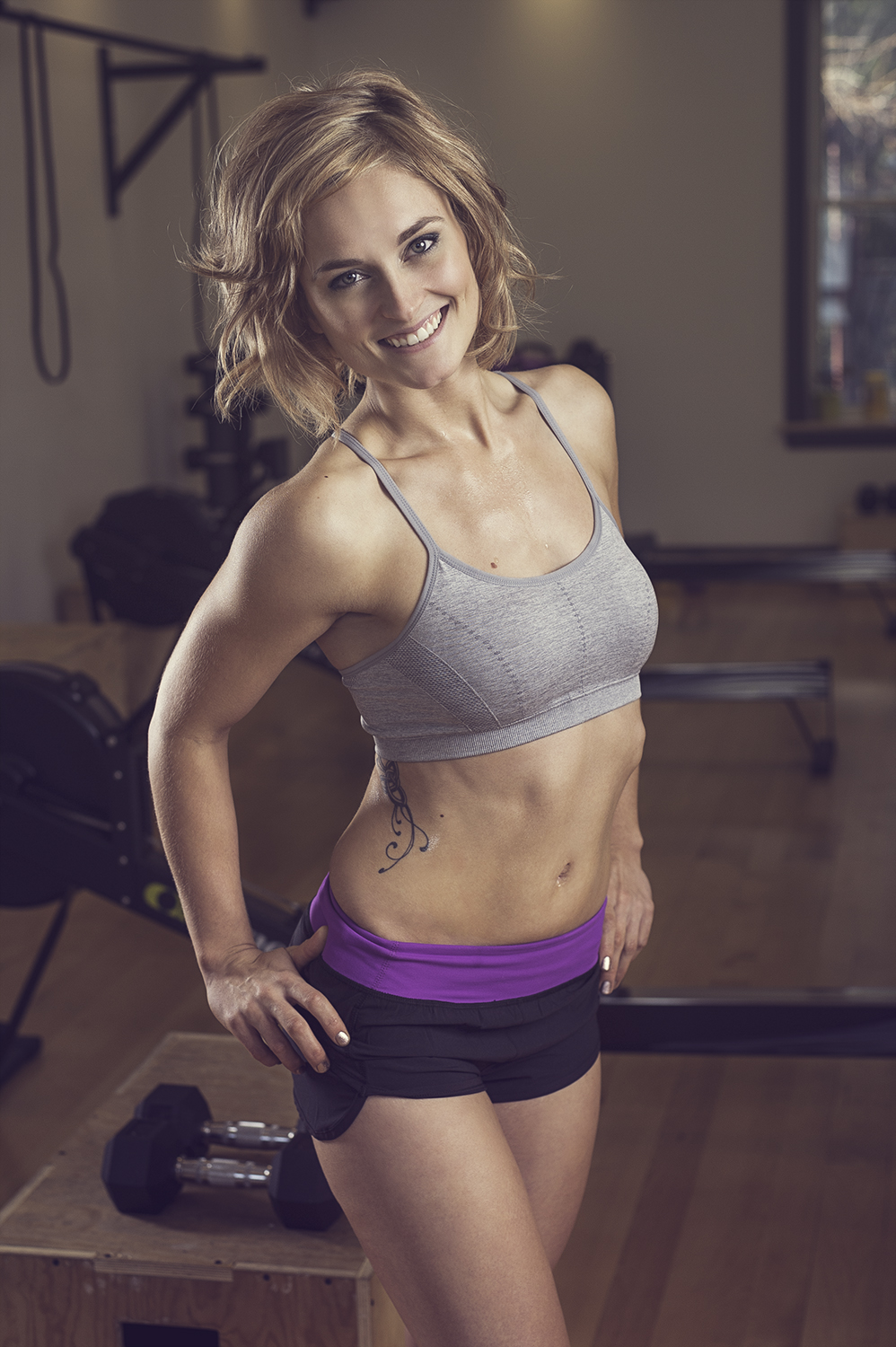 Hamilton and Toronto Fitness Photography By Marek Michalek - Female Fitness Model.jpg