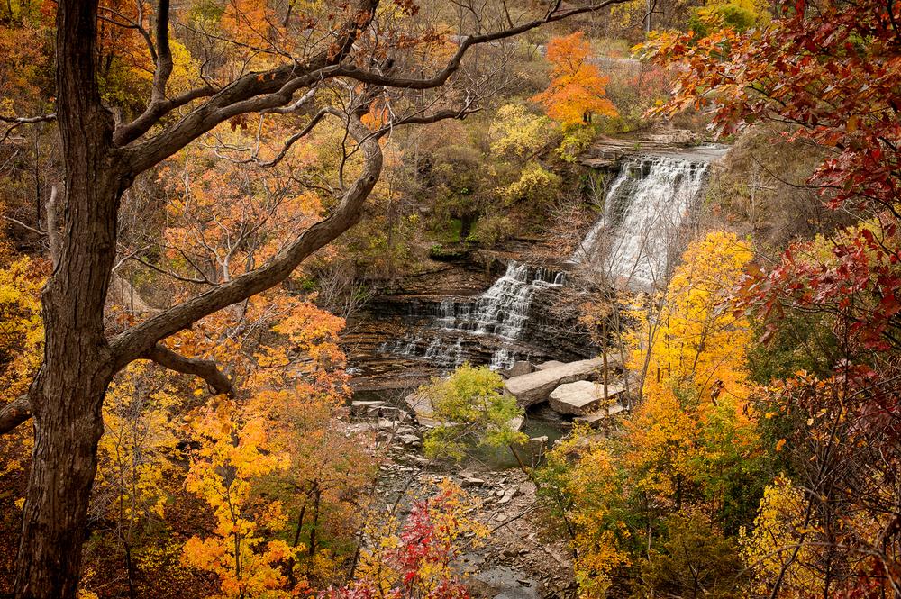 Albion Falls by Marek Michalek 01.jpg