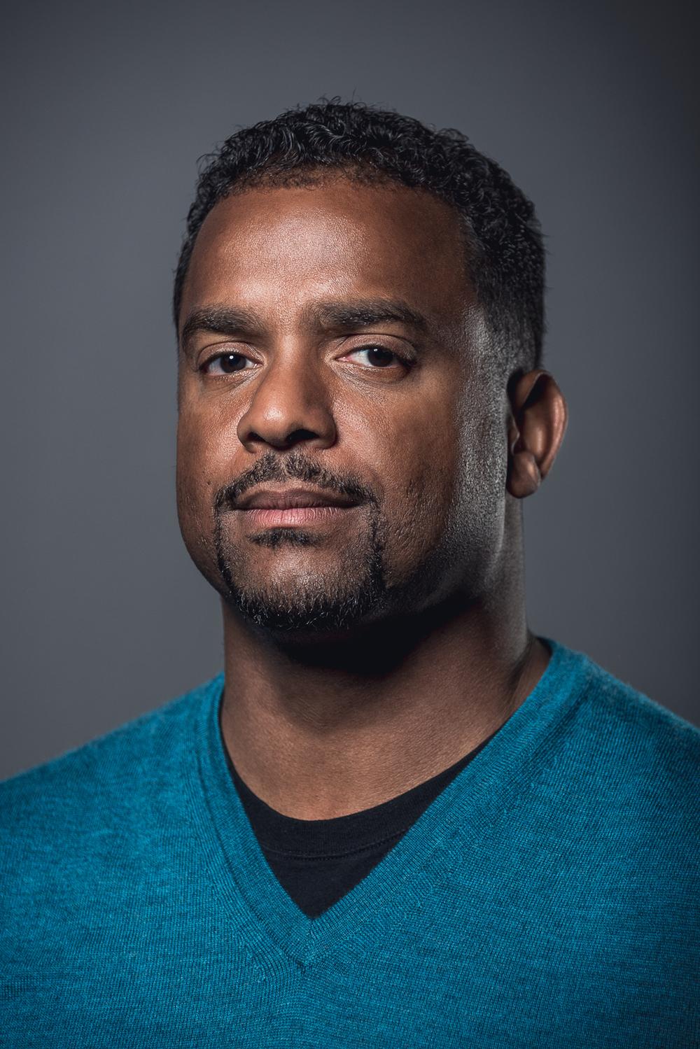 Celebrity Portrait - Alfonso Ribeiro Headshot - Marek Michalek Photography - Hamilton Toronto Niagara Photographer.jpg