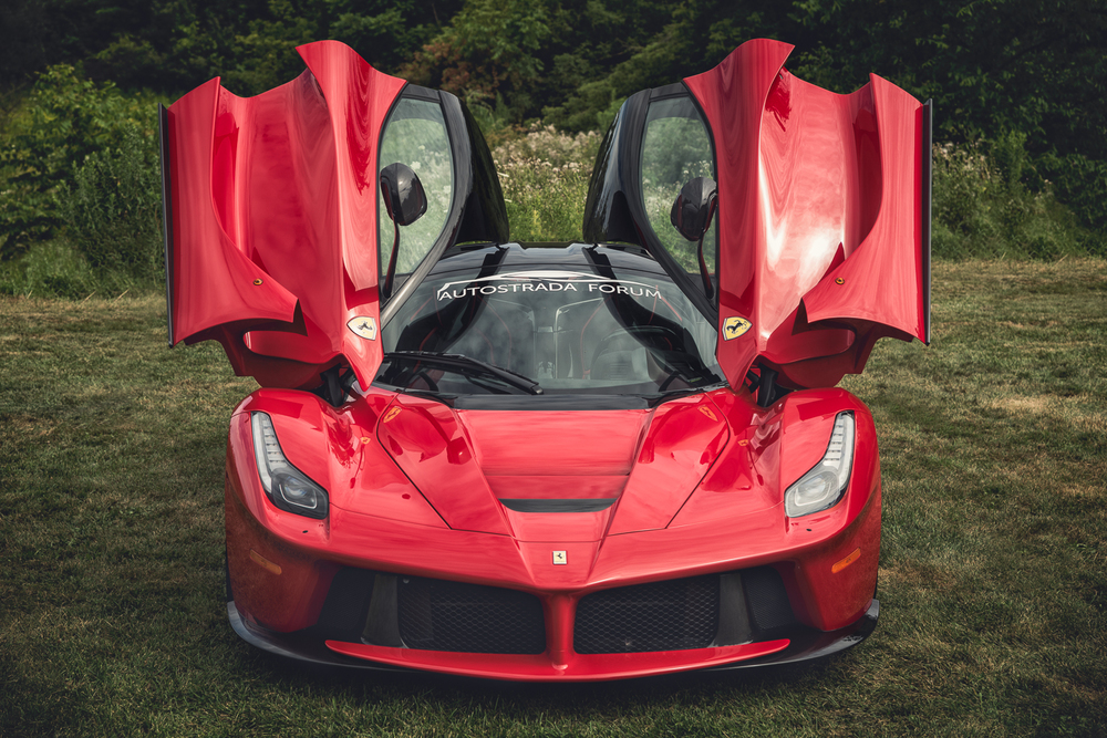Ferrari LaFerrari - Marek Michalek - Automotive Photographer Hamilton.jpg
