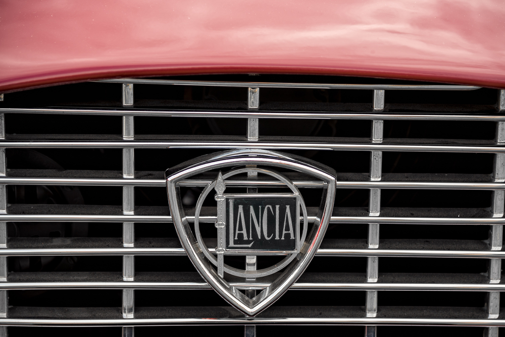 Automotive Detail Photography - Lancia Grill - Marek Michalek.jpg