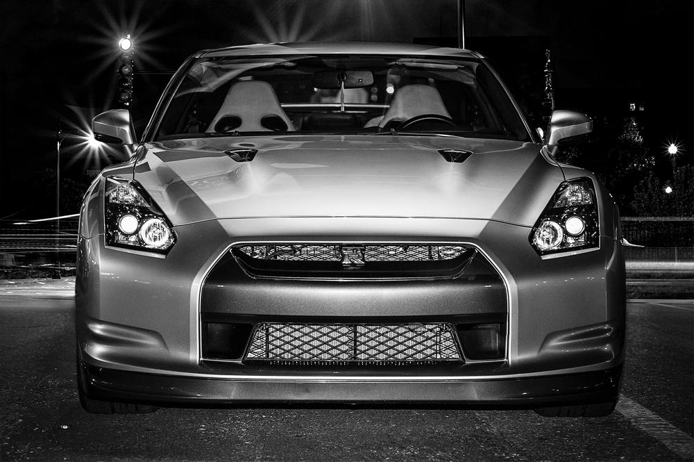 Automotive Photographer - Nissan GTR - Marek Michalek.jpg