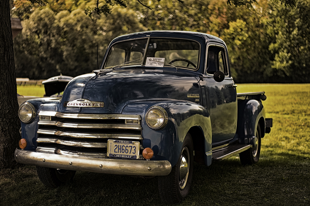 Vintage Car Automotive Photography - Chevy - Marek Michalek.jpg