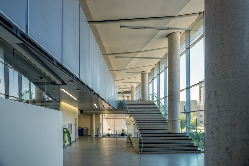 Architectural Photography - Brock University Interior - Marek Michalek Photography 002.jpg