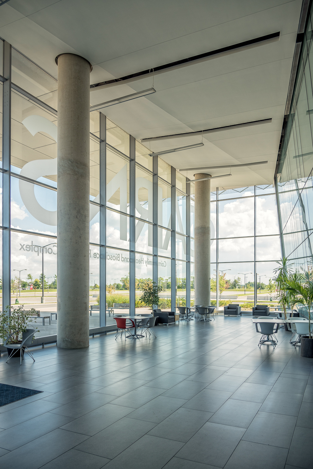 Architectural Photography - Brock University Interior - Marek Michalek Photography 001.jpg