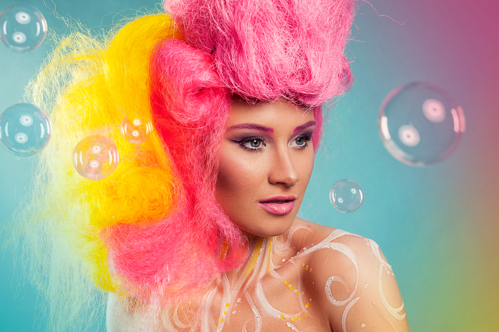 Hamilton Toronto Fashion Photographer -  Big Bright Bubbles by Marek Michalek.jpg