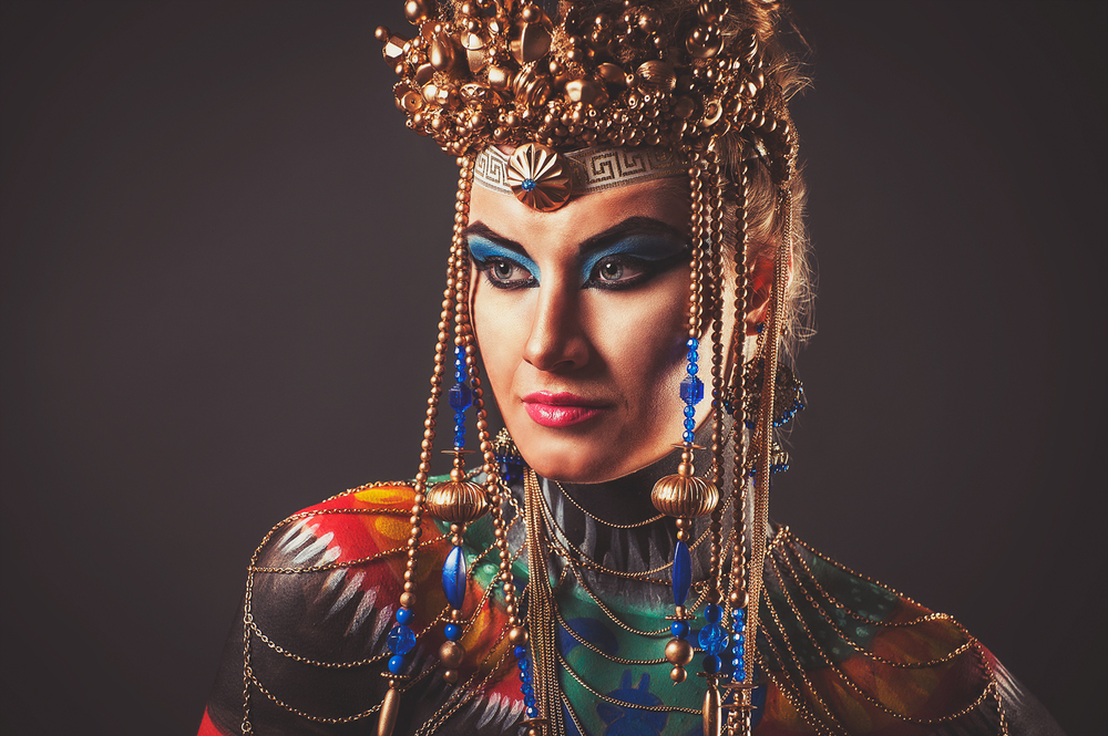 Hamilton Toronto Fashion Photographer - Ancient Egyptian Queen by Marek Michalek.jpg