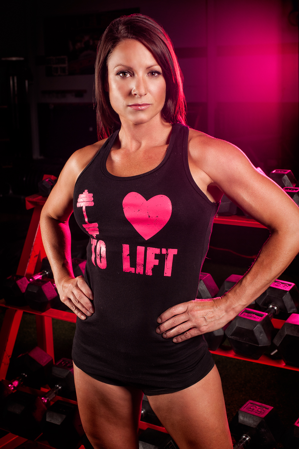 Hamilton Toronto Fitness Photographer - Metamorfose Clothing Line I heart to lift by Marek Michalek.jpg