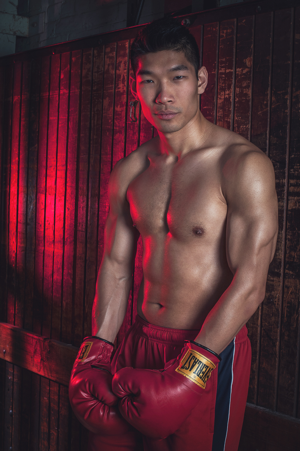 Hamilton Toronto Fitness Model Leo Chan - The Boxer - Photographer - Marek Michalek.jpg