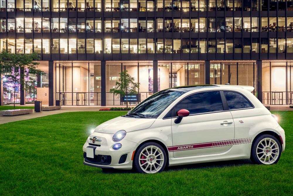 Toronto Automotive Photographer - Fiat 500 Abarth by Marek Michalek.jpg