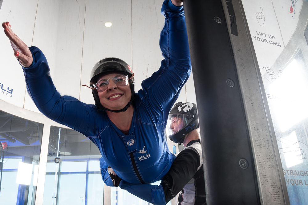 Dan Talevski Woodview Clinic iFly Toronto Fundraiser - Indoor Skydiving - Photo by Marek Michalek 10.jpg