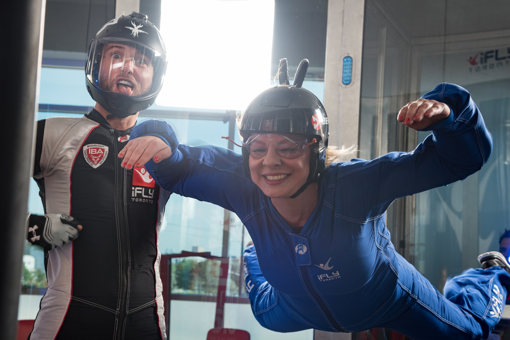 Dan Talevski Woodview Clinic iFly Toronto Fundraiser - Indoor Skydiving - Photo by Marek Michalek 13.jpg