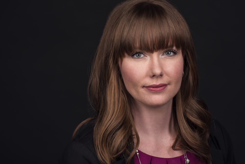 Hamilton Commercial Photographer - Dramatic Corporate Headshot - female01.jpg