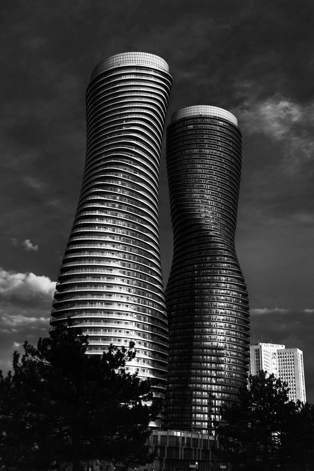 Absolute World - Marilyn Monroe Towers by Marek Michalek 01.jpg
