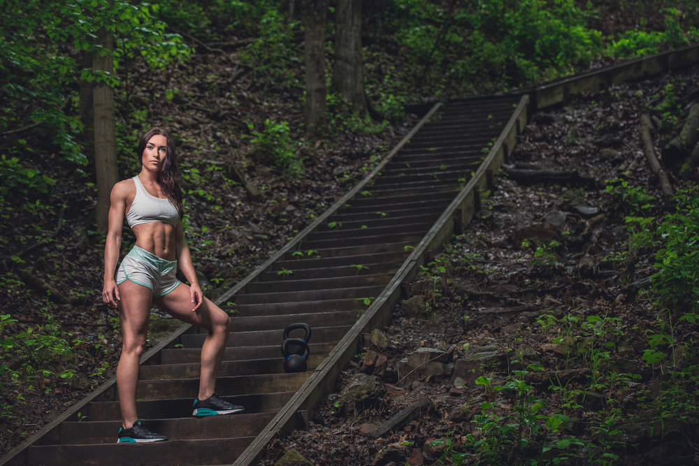 Hamilton Fitness Photographer - Outdoor Kettle Bell Photoshoot 001-2.JPG