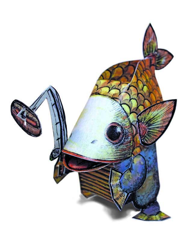 Mr. Fish
