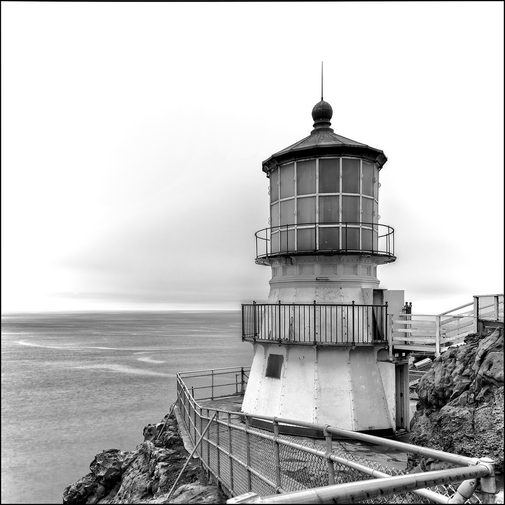 Point Reyes lightghouse, 2016