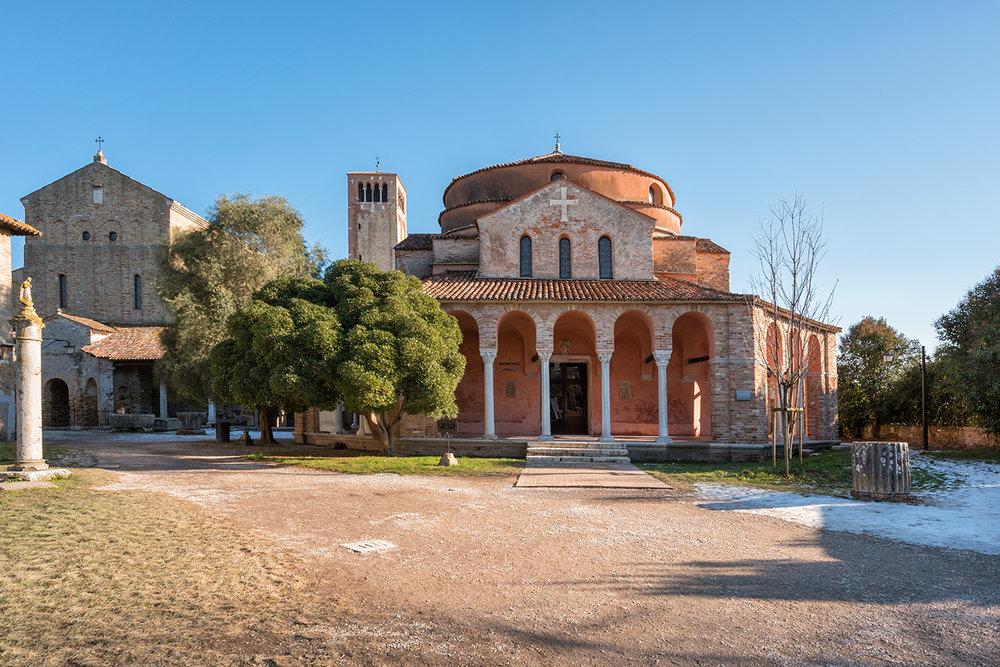 Santa Fosca (Torcello), 2017