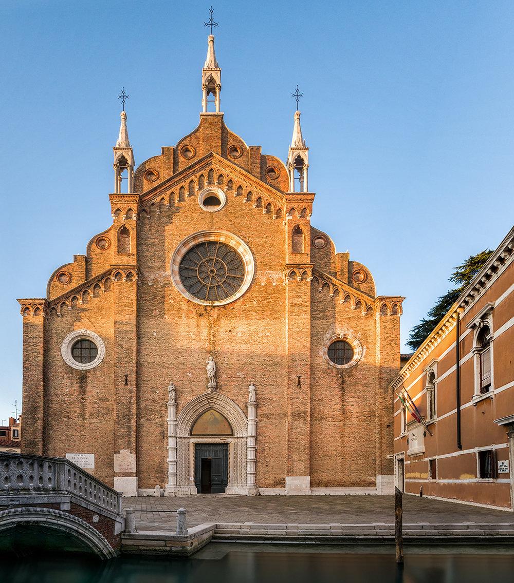 Santa Maria Gloriosa dei Frari, 2017