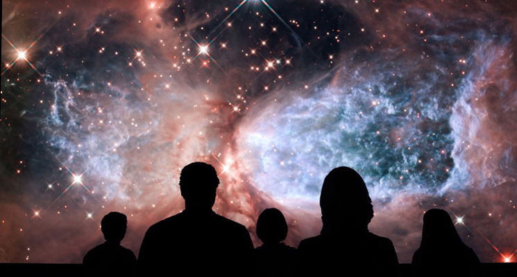 Adler Planetarium: Welcome to the Universe