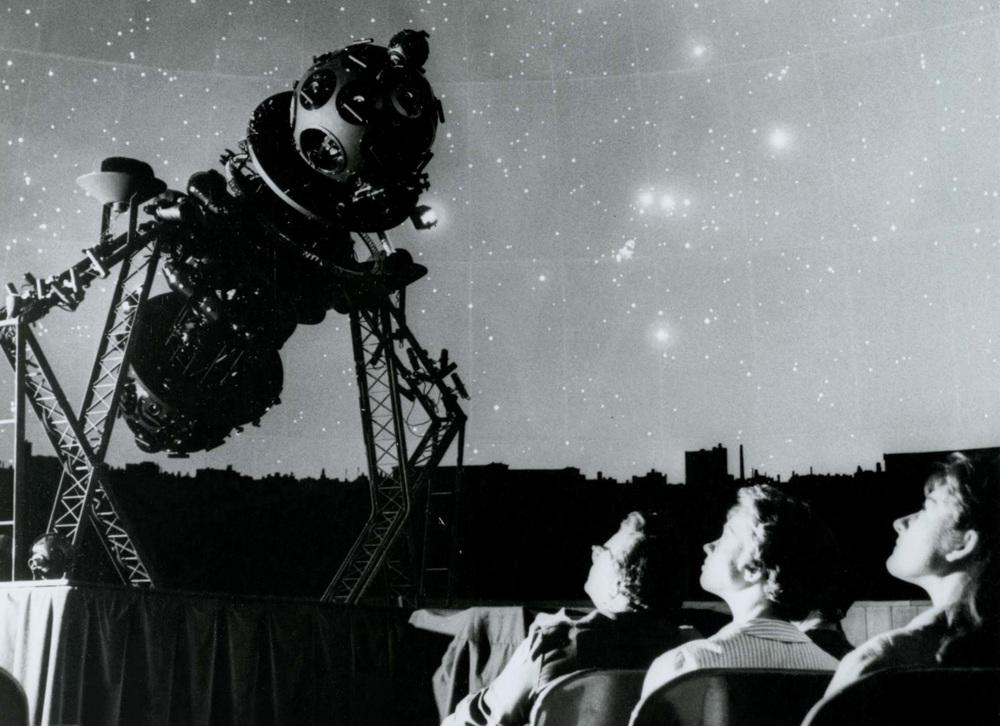 Zeiss projector