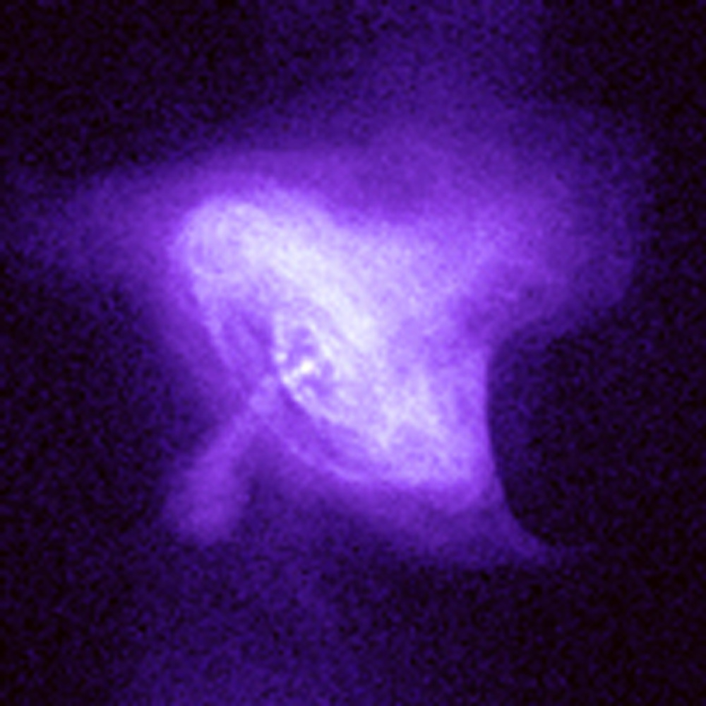 Crab Nebula X-Ray