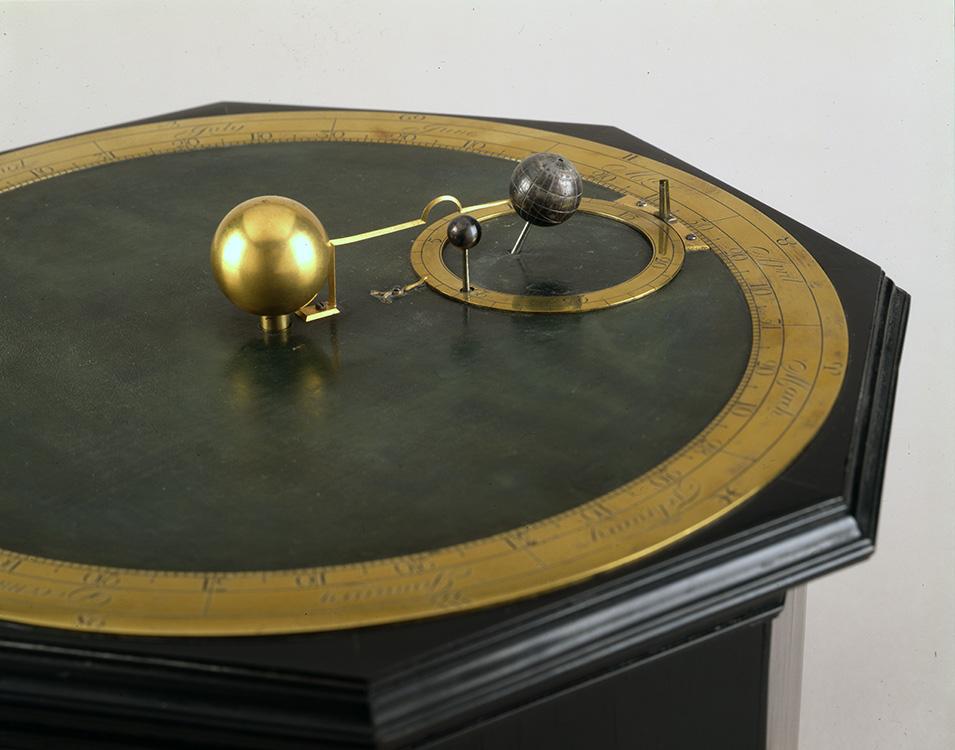 George Graham, Tabletop planetarium (1705)