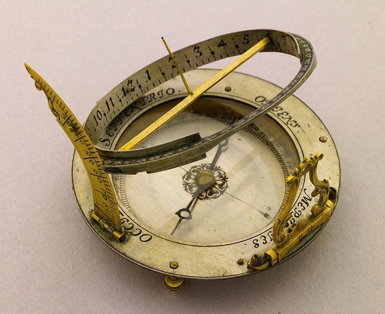 Johann Martin, Augsburg-type sundial