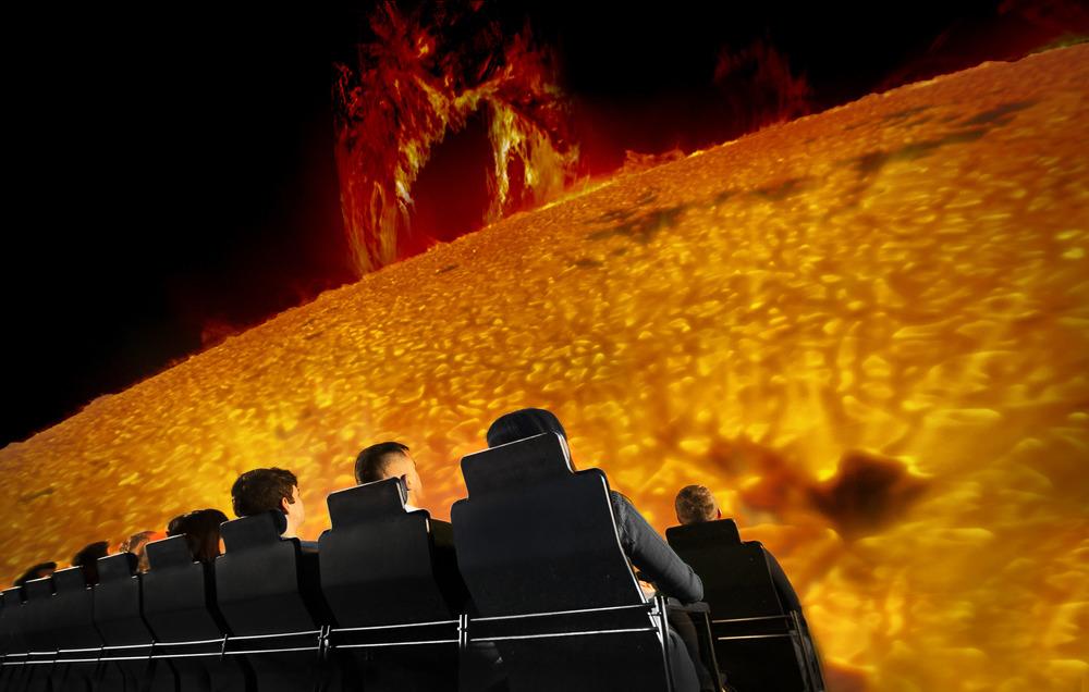 Destination Solar System