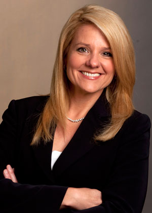 Gwynne Shotwell, president and COO of SpaceX.