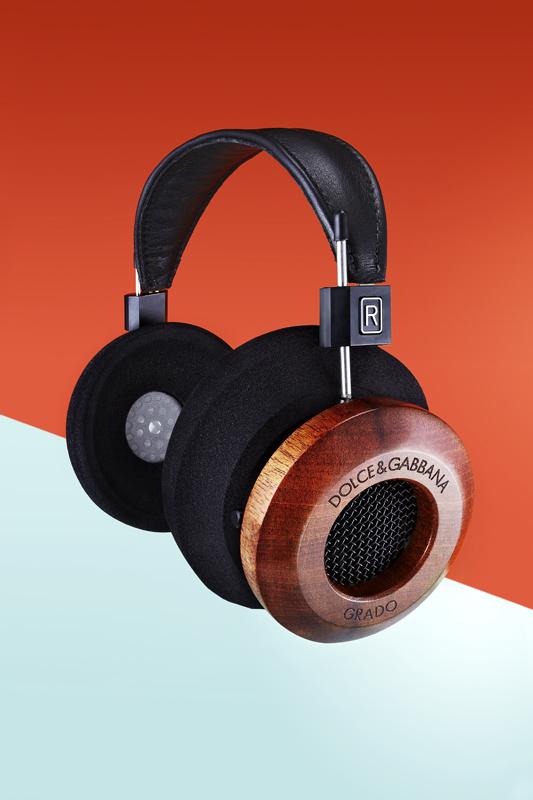 Dolce & Gabbana Mahogany Headphones £1500