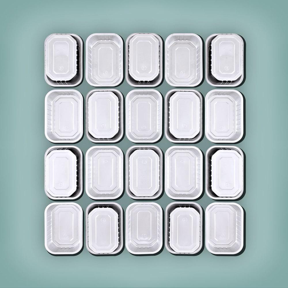 Chinese trays