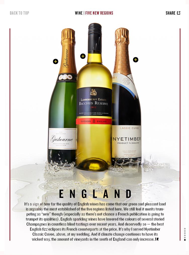 Esquire: Wine