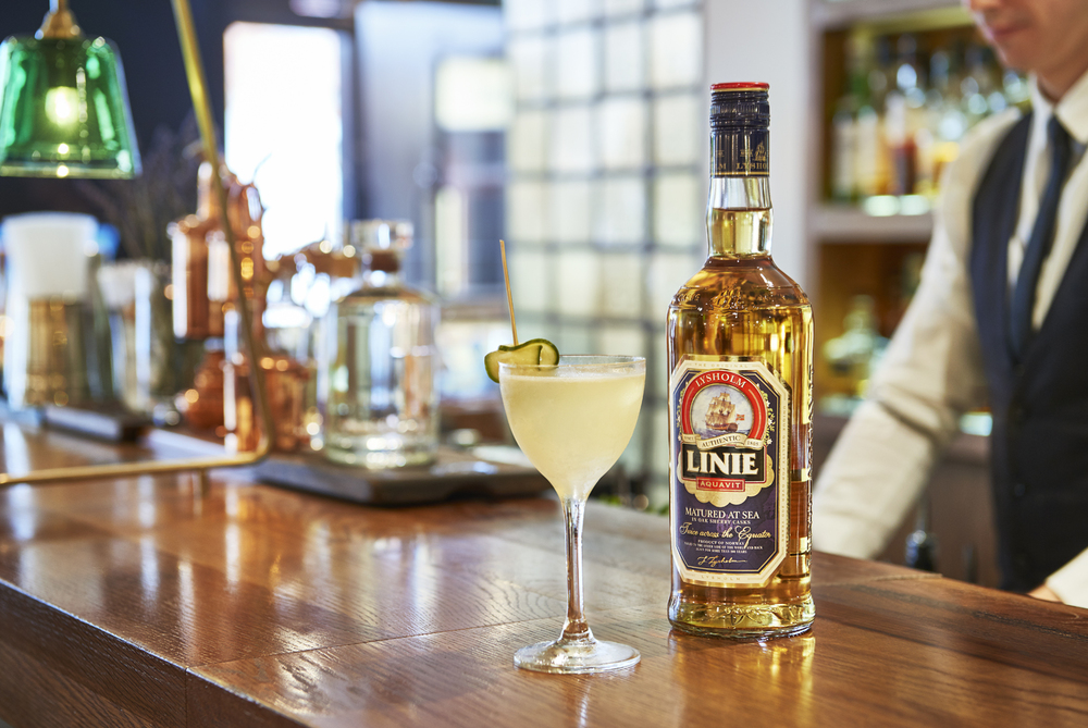 AQUAVIT |  Norway  |   Selected by Gareth Evans at Pollen Street Social.