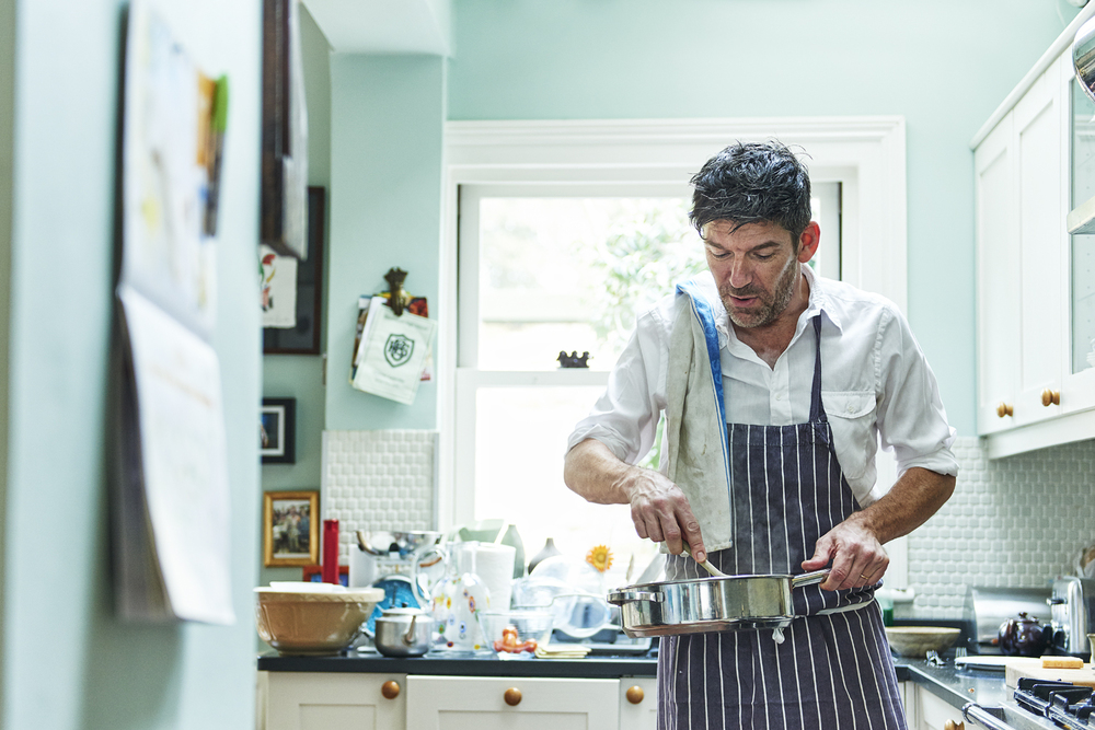 Esquire: Russell Norman's The Reluctant Cook