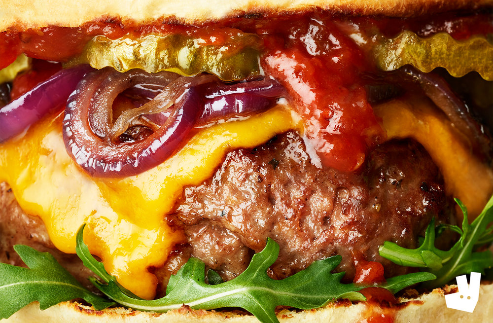 food photographer photography london uk drinks cocktails restaurant recipe cookbook cocktail advertising deliveroo take away fast delivered burger lettuce rocket onion tomato ketchup relish gherkin cheese cheddar mayo mayonnaise american fried beef cow meat meaty bun brioche
