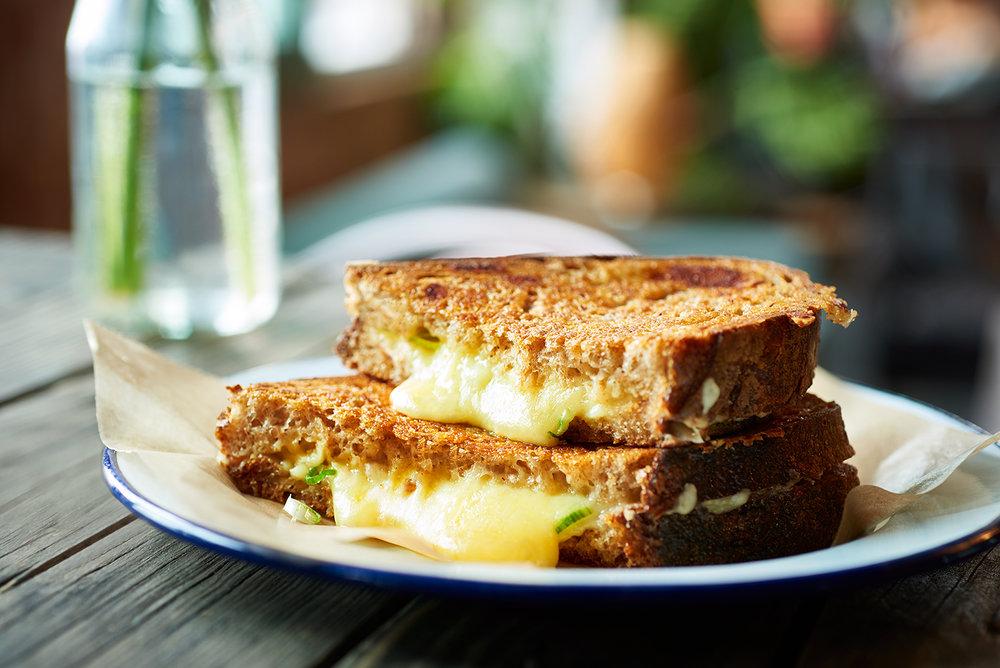 The Greatest Cheese Toastie