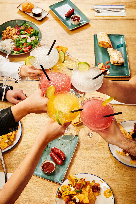 Calavera Mexican Restaurant Chain in Italy: Margarita
