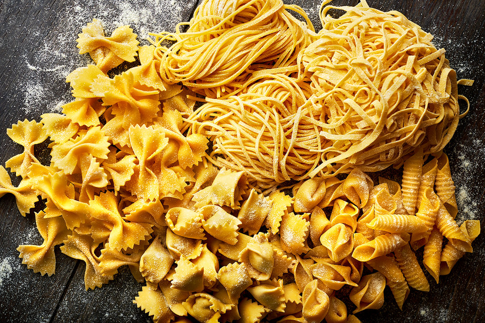 Pasta: Personal Project