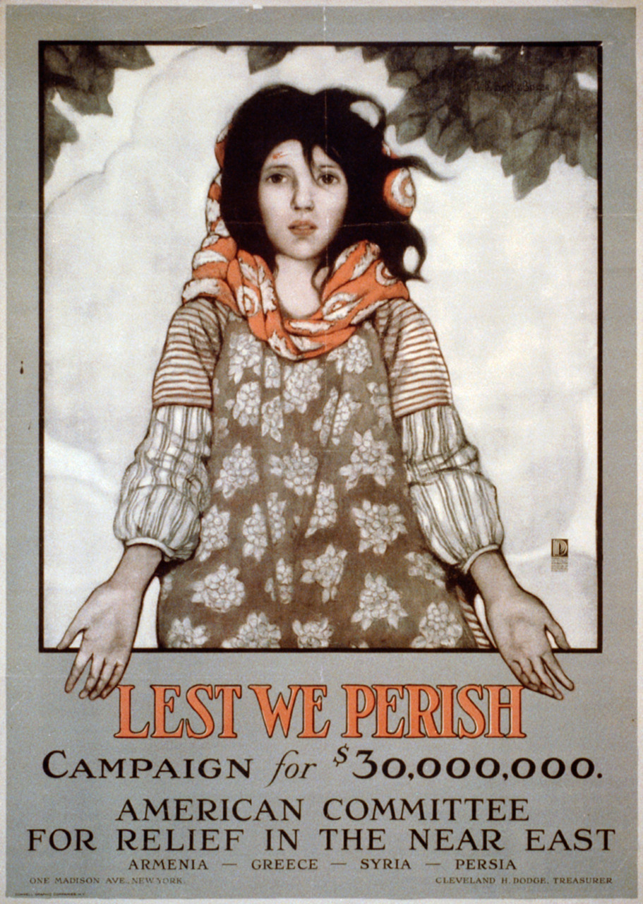 Lest We Perish,  1918 Ethel Franklin Betts (American, 1878-1956)