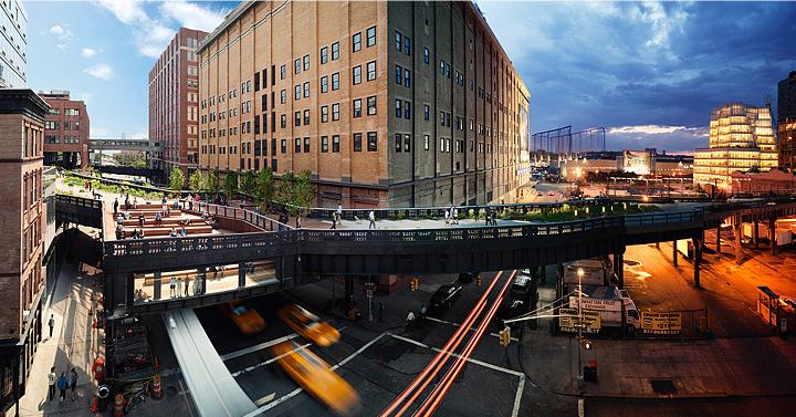 The Highline , 2009 Stephen Wilkes