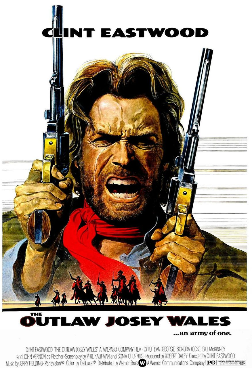 Outlaw Josey Wales,  1976  Bill Gold