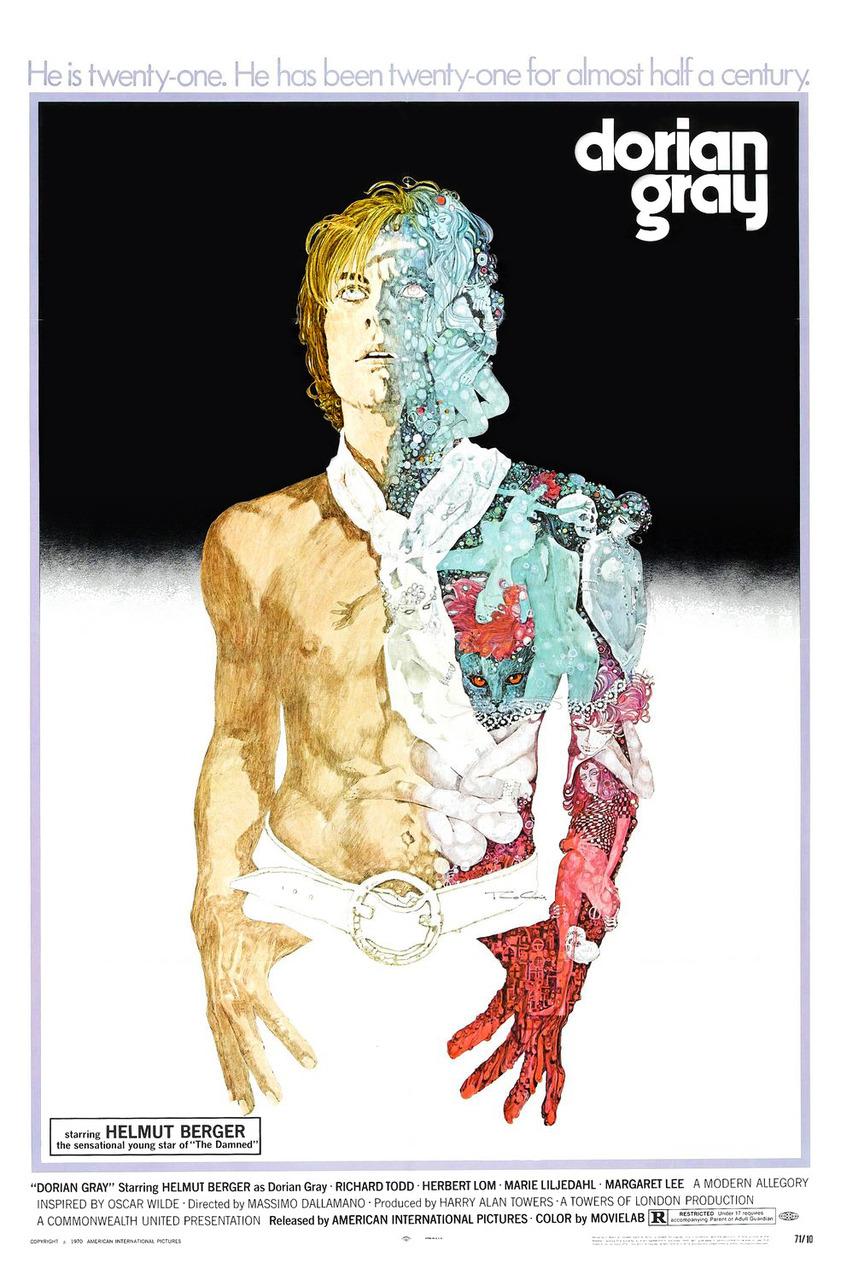 Dorian Gray , 1970  Bill Gold