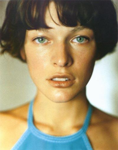 Milla Jovovich   Jalouse Magazine (June 1997)