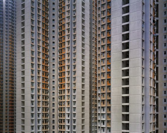 From the  Architecture of Density  Series  Michael Wolf