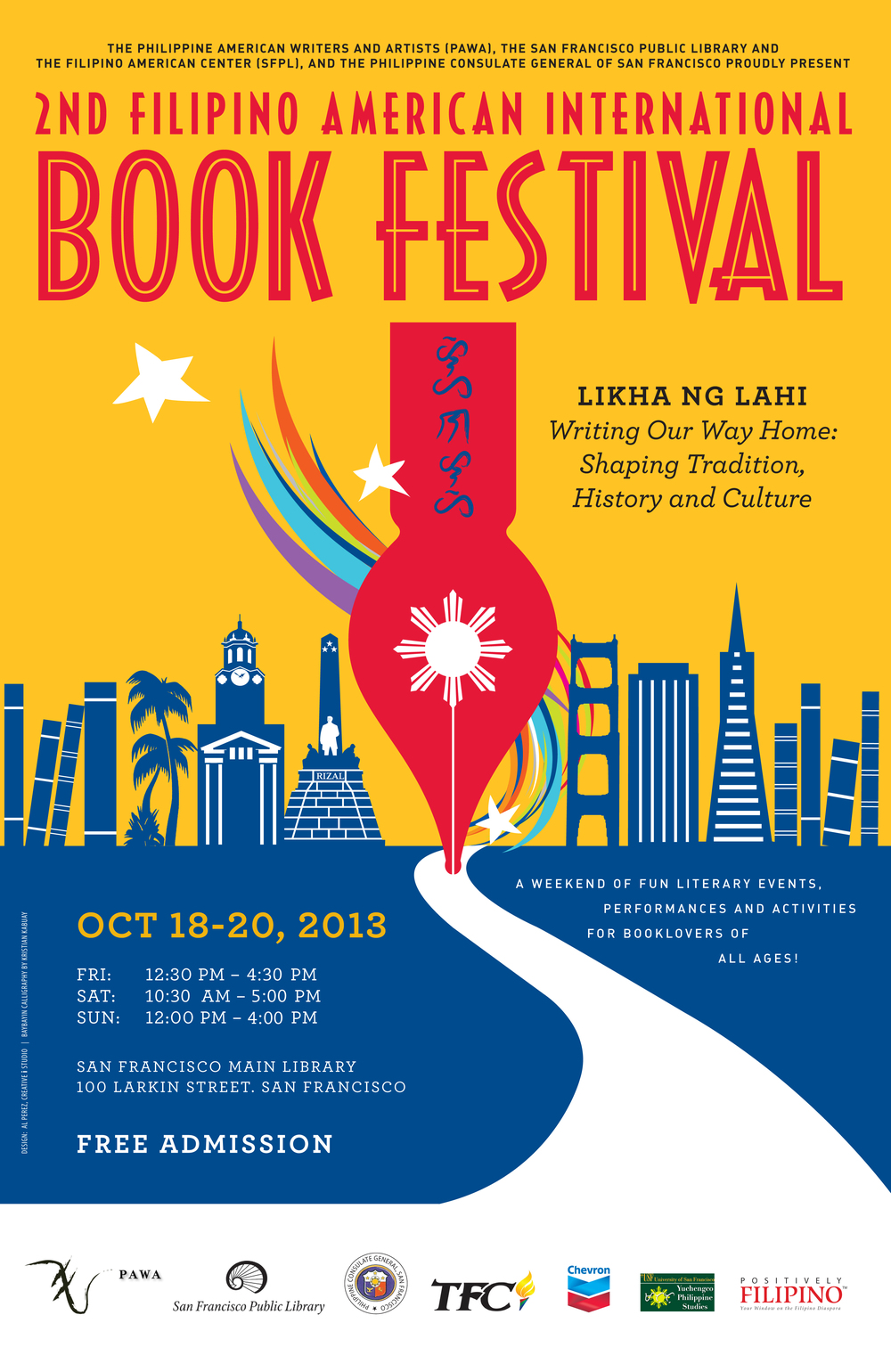 The 2nd Annual Fil Book Fest
