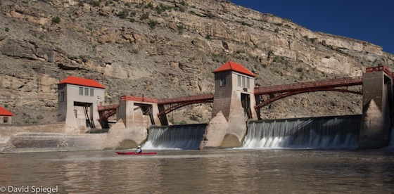Cameo Dam